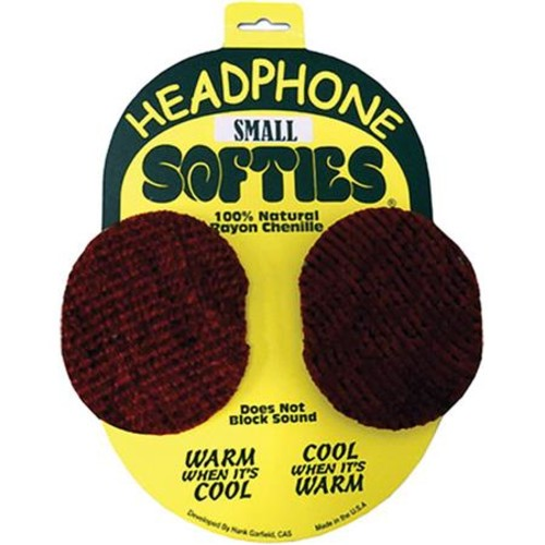 PSC Garfield Headphone Softie Earpad Cover, Small, Pair, Red SGARHS-R