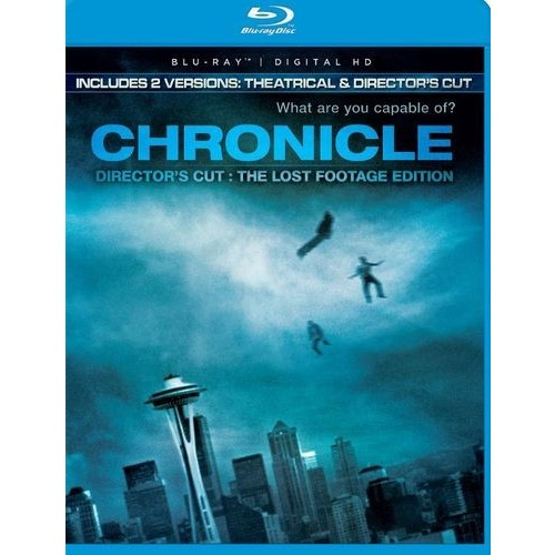 Chronicle [Blu-ray] [2012]