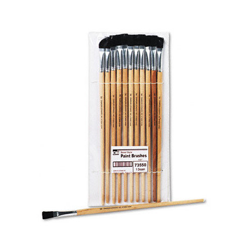 CLI Long Handle Easel Brushes
