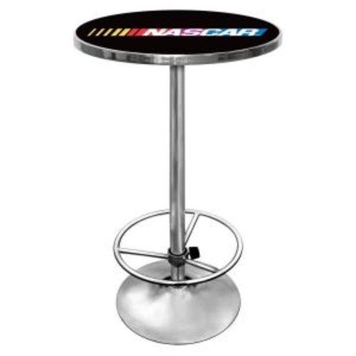 Trademark Nascar Black Pub/Bar Table