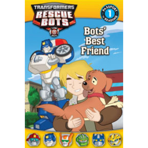 Transformers Rescue Bots: Bots' Best Friend