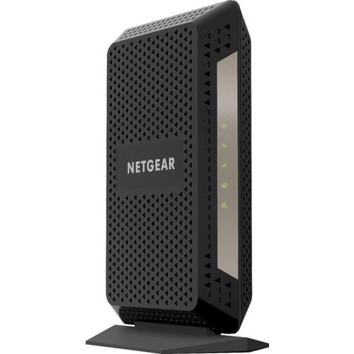 NETGEAR - CM1000 Ultra-High Speed DOCSIS 3.1 Cable Modem - Black