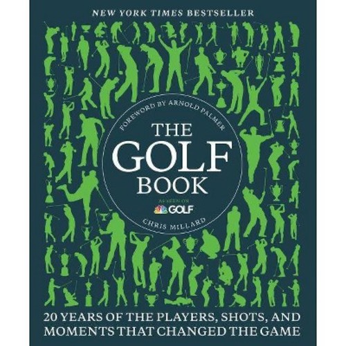 The Golf Book: 20 Years of the Players, Shots, and Moments That Changed the Game