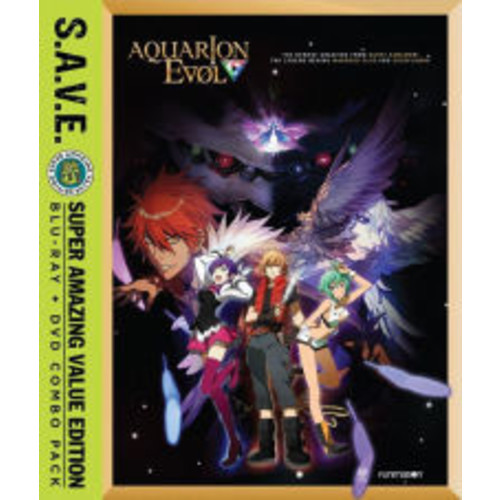 Aquarion Evol: Season Two [S.A.V.E.] [Blu-ray/DVD] [8 Discs]