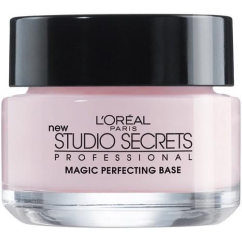 L'Oral Paris Studio Secrets Professional Magic Perfecting Base, Face Primer, 0.5 fl. oz. [Primer, 0.5 Fluid Ounce]