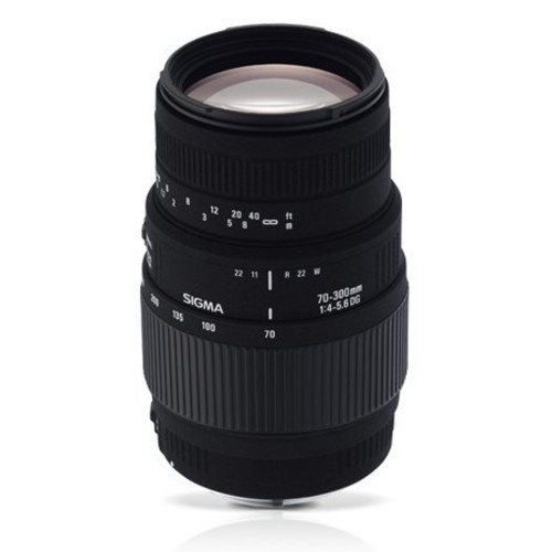 Sigma 70-300mm f/4-5.6 DG Macro Telephoto Zoom Lens for Nikon SLR Cameras (Discontinued by Manufacturer)
