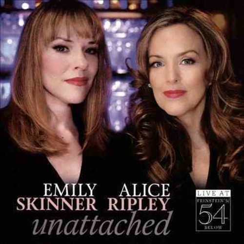 Alice Ripley - Unattached: Live At Feinstein's