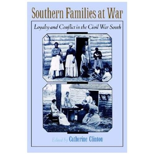Southern Families at War : Loyalty and Conflict in the Civil War South (Paperback)
