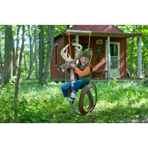 Big Buck Tire Swing