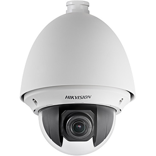 2MP Indoor/Outdoor PoE+ Network PTZ Dome Camera with 4.7- 94mm Lens