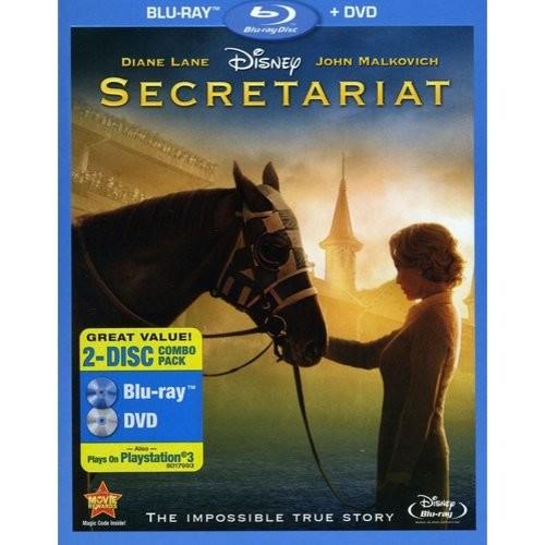 Buena Vista Home Entertainment Secretariat (Blu-ray + DVD)