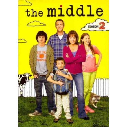 The Middle: The Complete Fourth Season (DVD)