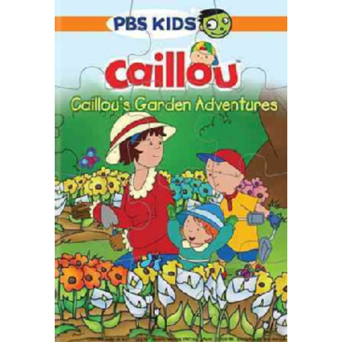 Caillou: Caillou's Fun Outside! (DVD)