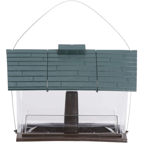Perky-Pet 5 Lb Capacity Barn Bird Feeder