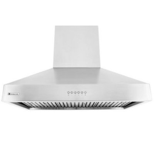 Xtreme Air 48'' Deluxe Series 900 CFM Ducted Wall Mount Range Hood