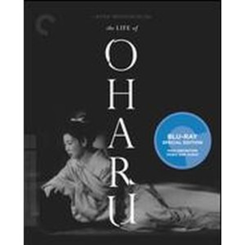 The Life of Oharu [Criterion Collection] [Blu-ray]