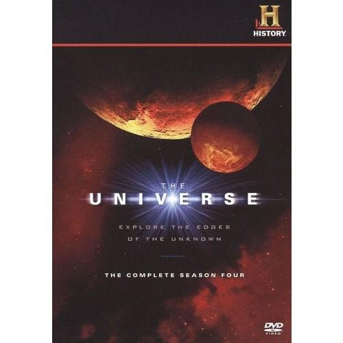 The Universe: The Complete Season Four [4 Discs] [DVD]