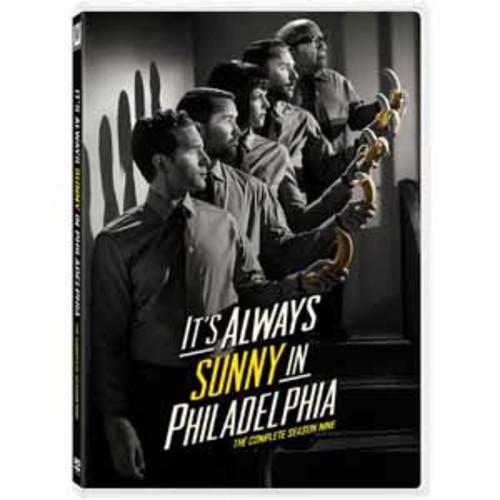 It's Always Sunny in Philadelphia: The Complete Season Nine [2 Discs]
