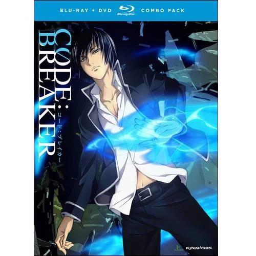Code:Breaker: The Complete Series (Blu-ray + DVD) (Widescreen)