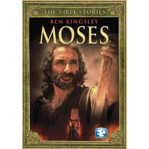 The Bible Stories: Moses (DVD)
