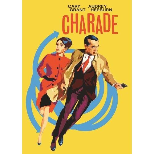 Charade [DVD] [1963]