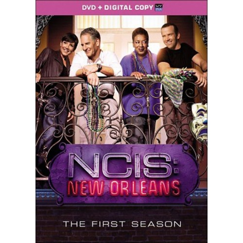 NCIS: New Orleans - The First Season (6 Discs) (dvd_video)