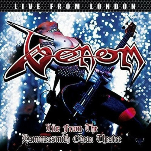 Venom - Live From London (CD)