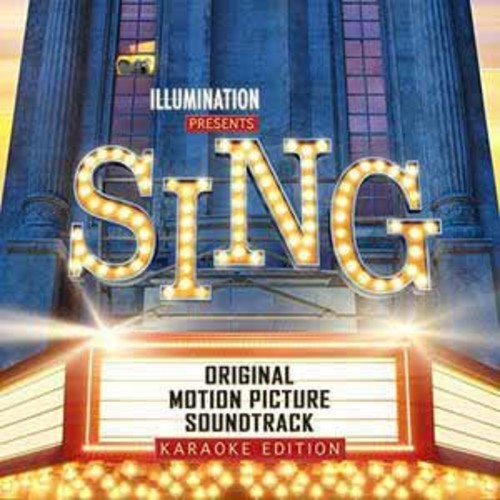 Sing (Original Soundtrack) (karaoke Version) [Audio CD]