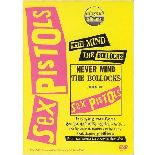 Sex Pistols-Never Mind the Bollocks