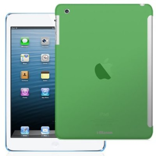 i-Blason IPAD5-TPU-GREEN Thermoplastic Polyurethane (TPU) Skin Case for Apple iPad Air, Green