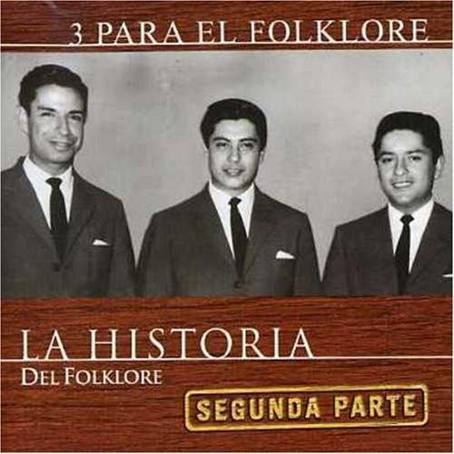 Historia del Folklore [CD]