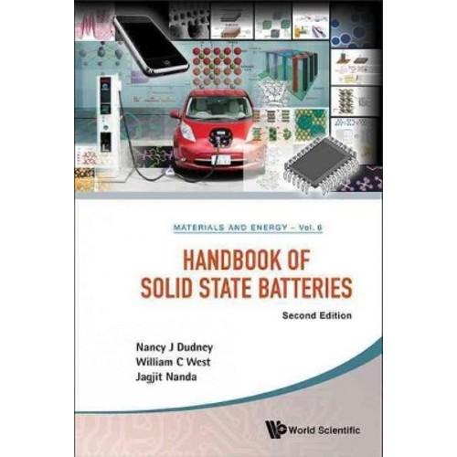 Handbook of Solid State Batteries (Hardcover)