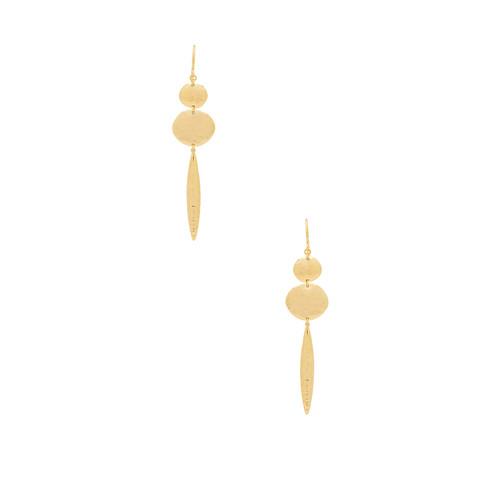 gorjana Gypset Drop Earrings in G