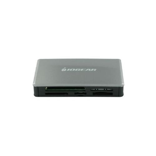 IOGEAR 56-in-1 USB 2.0 Pocket Flash Memory Card Reader/Writer, Tri-Lingual Packaging, GFR281W6
