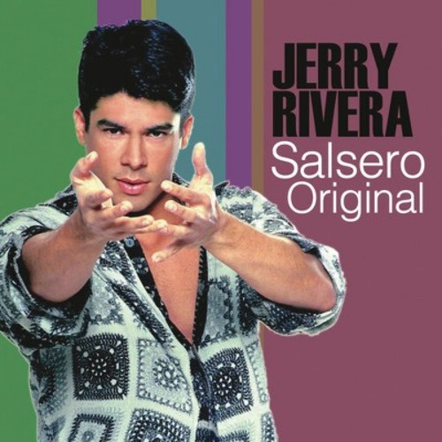 Jerry rivera - El bebe:Salsero original (CD)