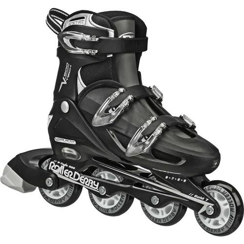 Roller Derby Boys' V-Tech 500 Adjustable Inline Skates