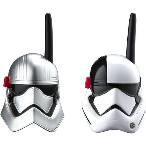 KIDDesigns SW-202.FXV7M Star Wars Episode 8 Short-Range Walkie Talkies