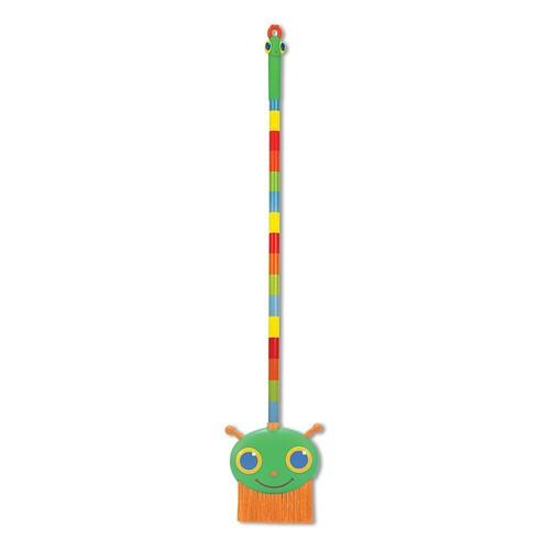 Melissa & Doug Sunny Patch Happy Giddy Broom - Pretend Play Toy