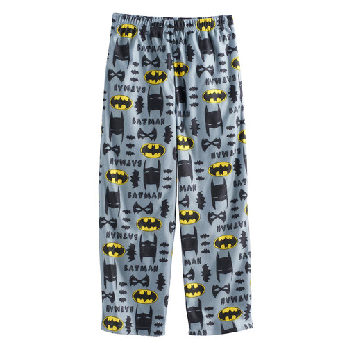 Boys 6-14 DC Comics Batman Lounge Pants