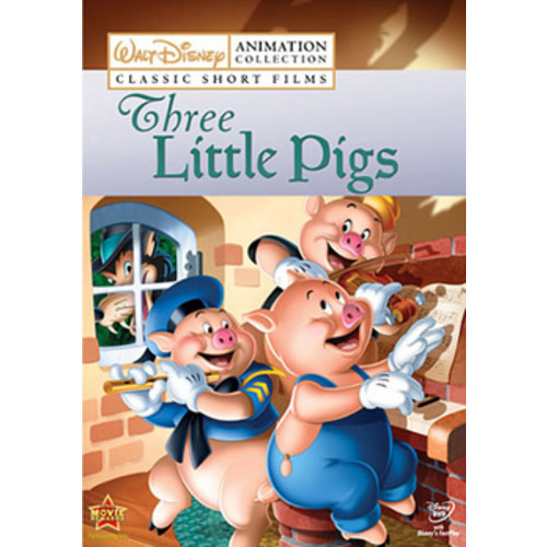 Disney Animation Collection Volume 2: Three Little Pigs