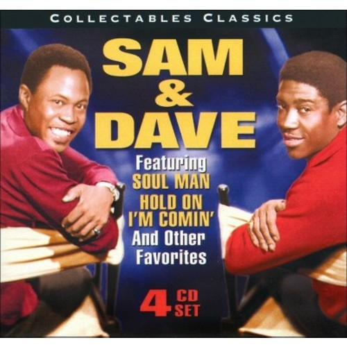 The Very Best of Sam and Dave [Collectables] [CD]