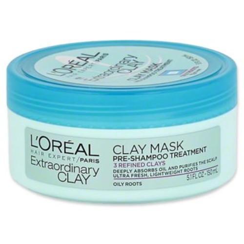 L'Oral Extraordinary Clay 5.1 fl. oz. Clay Mask Pre-Shampoo Treatment
