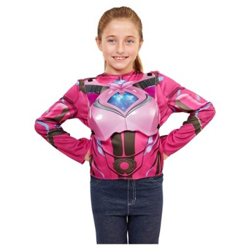 Power Rangers Deluxe Pink Ranger Dress Up Set