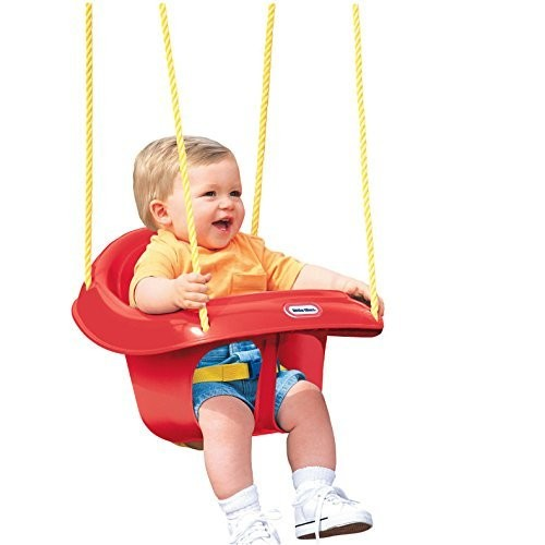 Little Tikes High Back Toddler Swing [Frustration-Free Packaging]