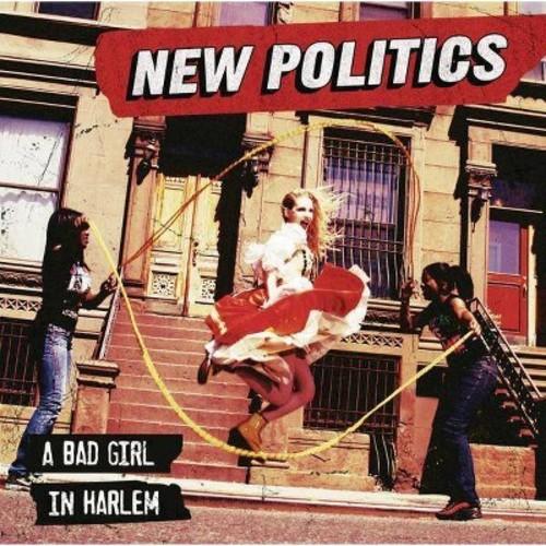 A Bad Girl in Harlem [CD]