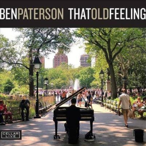 Ben Paterson - That Old Feeling (CD)