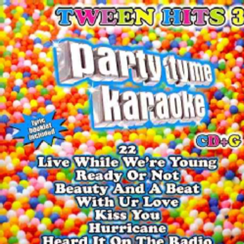 Various - Party Tyme Karaoke: Tween Hits 4
