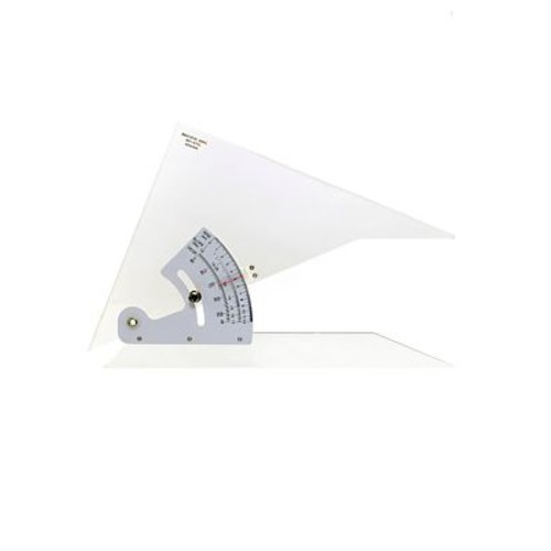 Pacific Arc Adjustable Acrylic Triangle 10 in.