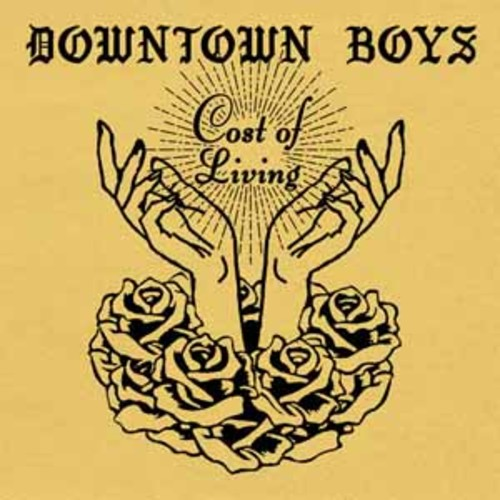 Cost Of Living - Downtown Boys [Audio CD]