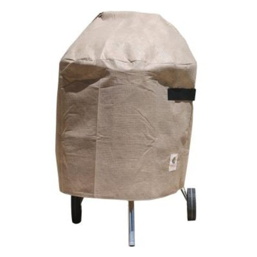Duck Covers Elite 29 in. Dia Kettle Grill Cover